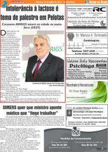 26.07.17 Diario da Manha AMRIGS