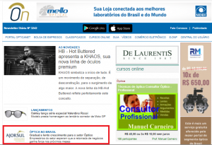 Newsletter Optica Net