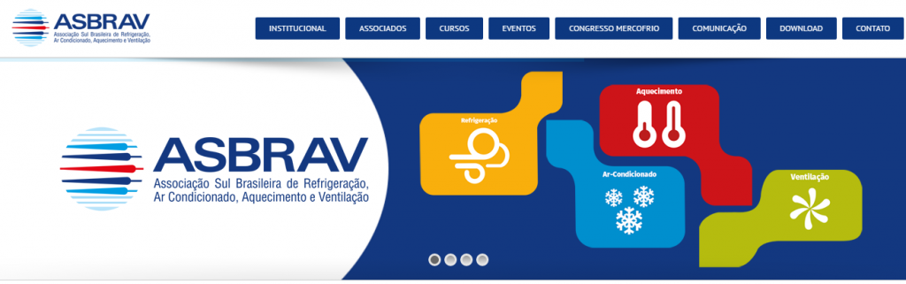 Site ASBRAV