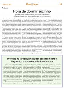 12. Jornal Mente e Corpo - SBGM